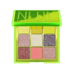 HUDAbeauty neon obsessions neon green palette